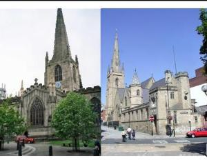 Sheffield Cathedrals