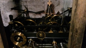 Calendar 07 The clock mechanism