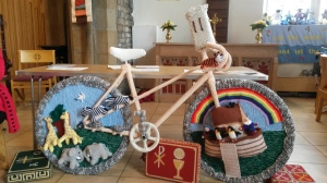 DMFest - Yarnstorming Bike - Noahs Ark