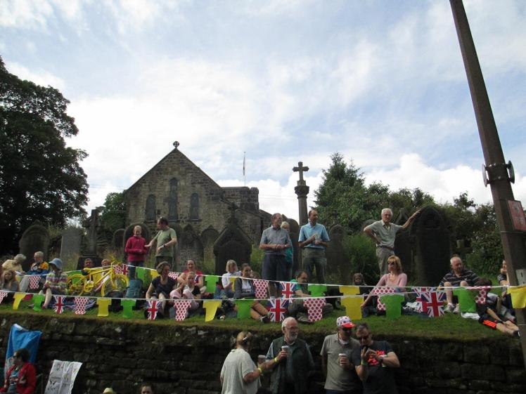 RW July 15 Oxenhope bunting