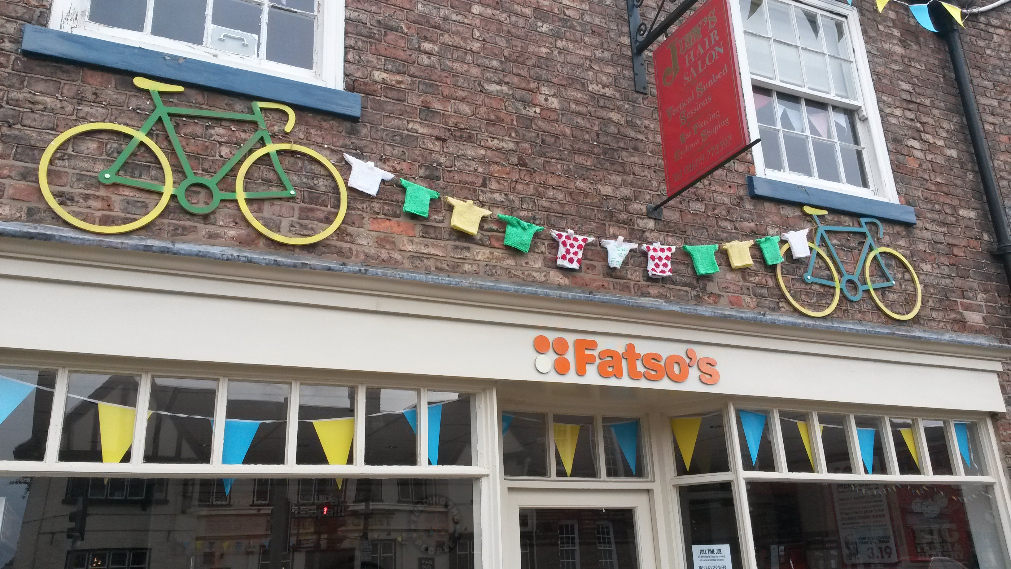 TdY 2017 – Round Up and Prize Winner! – bells and bikes